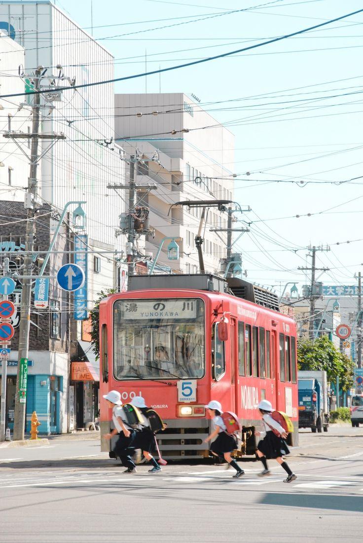Trolley | Hakodate, Hokkaido, #Japan
