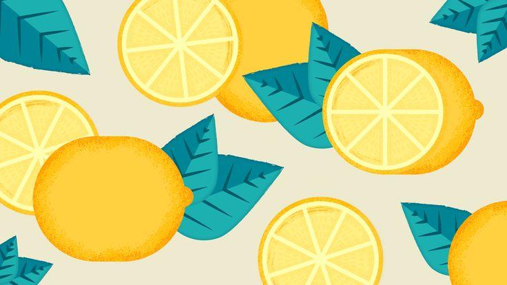 Når livet giver dig citroner – Karoline Sofie | Mediegrafiker