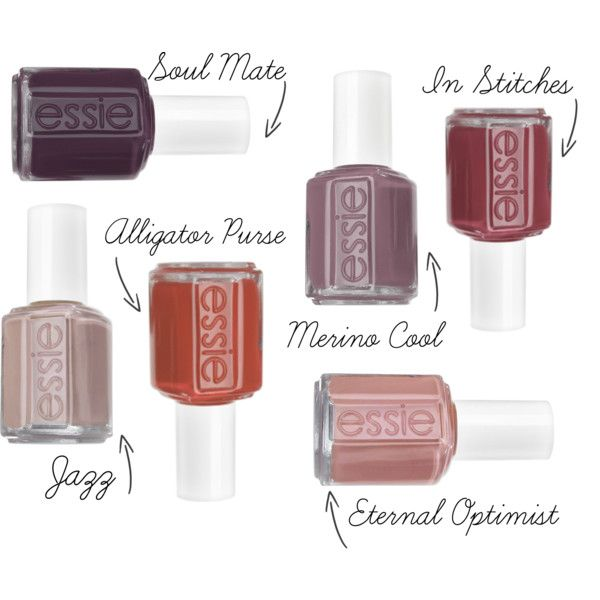 My favorite Essie polishes right now!