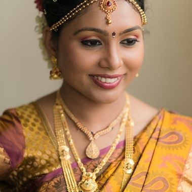 South Indian Bride Style 3 Neelam Aruns Sweet North Wedding