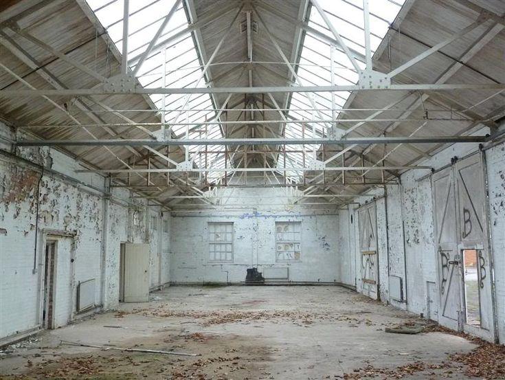 Abandoned RAF Bicester - December 2011