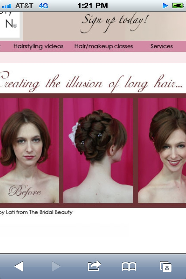 Remarkable 17 Best Images About Quinceanera And Bridal Hairstyles On Short Hairstyles For Black Women Fulllsitofus