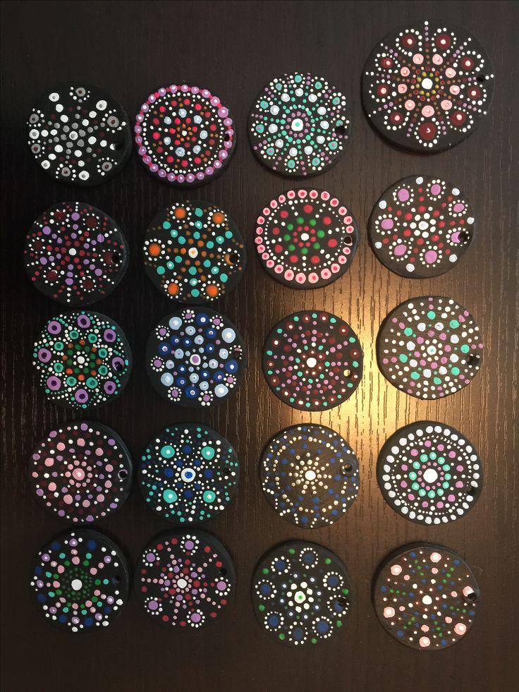 Mystical Mandala Necklaces