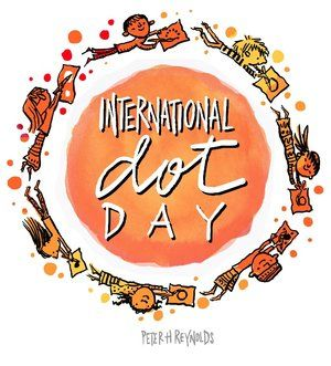 Thanks to our fabulous ambassador Suzy Brooks, we've connected the dots  with awesome New Zealand-based company Puteko to bring you this fantastic  newInternationalDot Day colAR coloring activity. By following these steps  and using thecolAR app (which utilizes augmented reality), you can watch