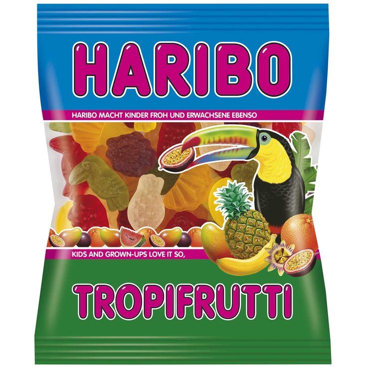 -in USA- HARIBO Tropifrutti XXL Pack - 360 g