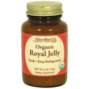Organic Fresh Royal Jelly