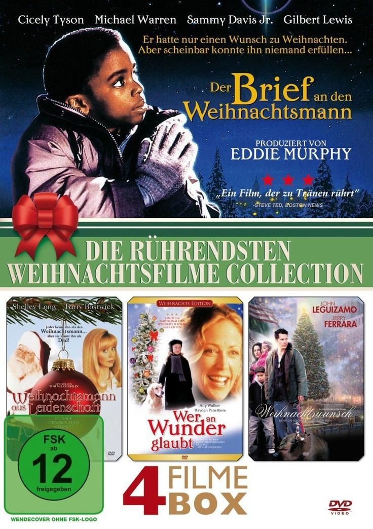 Die rührendsten Weihnachtsfilme - Collection: Amazon.de: Shelly Long, Barry Bostwick, Bruce Kirby, John Leguizamo, Ally Walker, Tom Amandes, Hayden Panettiere, Tom McLoughlin: DVD & Blu-ray