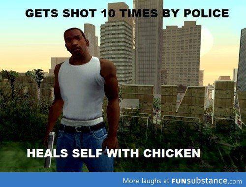 The blackest man alive