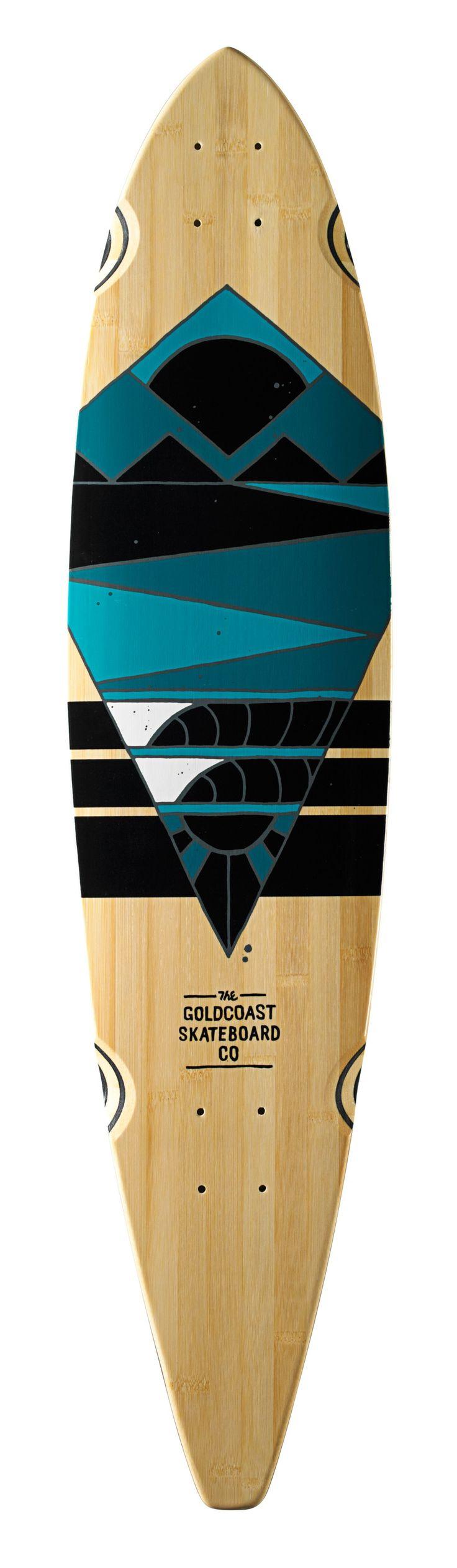 NEPTUNE DECK - Longboards - Decks - Skateboards