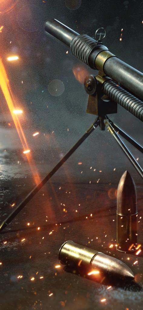 Iphone X 4k Wallpaper Battle Feild Gun Rifle Awesome Wallpapers Dw Gaming Com Free Download