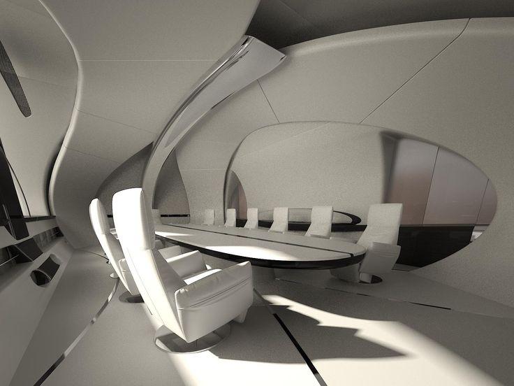 1038 best images about futuristic interior design on for Cyberpunk interior design