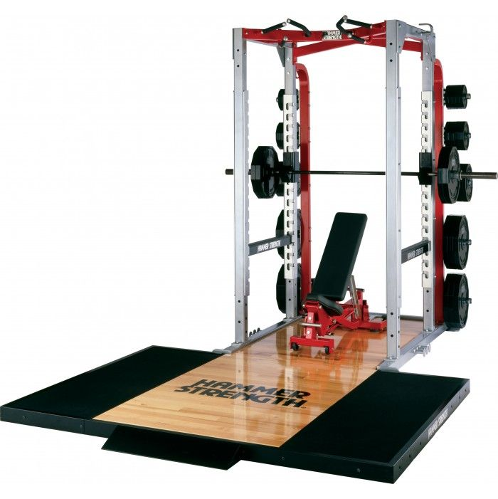 hammer strength power rack - Google Search