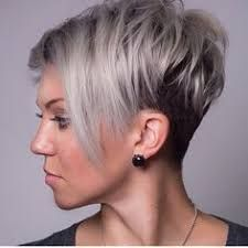 Image result for short haircuts for round fat faces