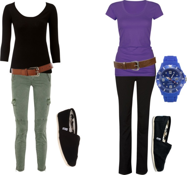 """Kim Possible"" by tatiana-topping on Polyvore"