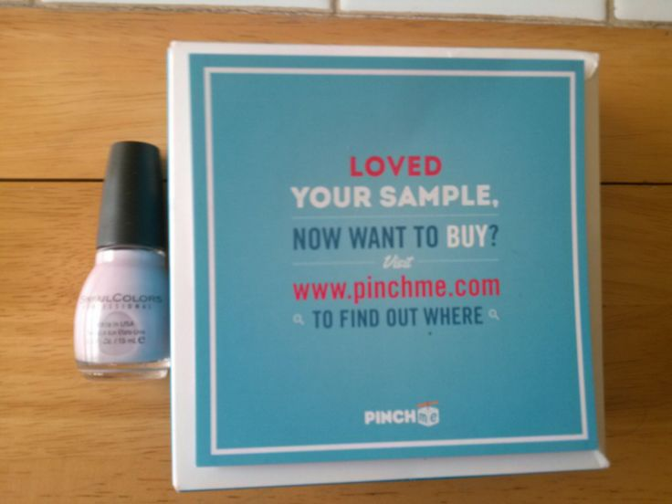 Sinful Nail Polish from Pinchme