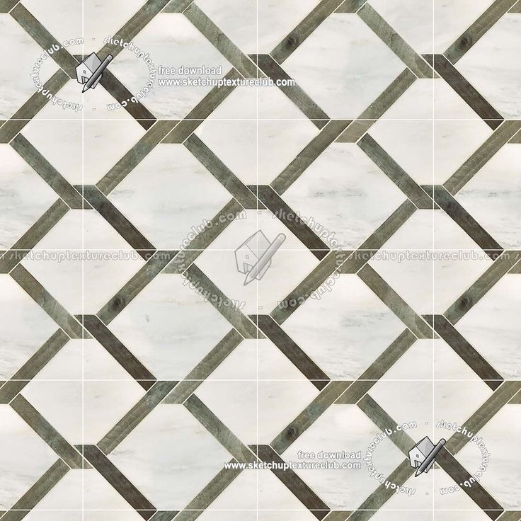 White floor marble and wood geometric pattern texture seamless 19339