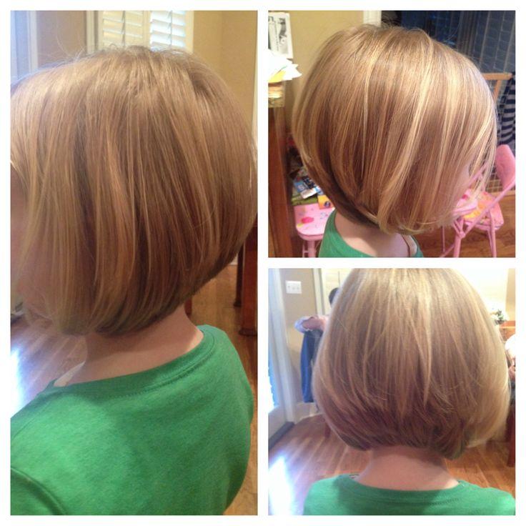 Miraculous 1000 Ideas About Little Girl Bob On Pinterest Girl Bob Haircuts Hairstyles For Women Draintrainus