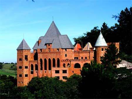 castelo em São José dos Campos SP