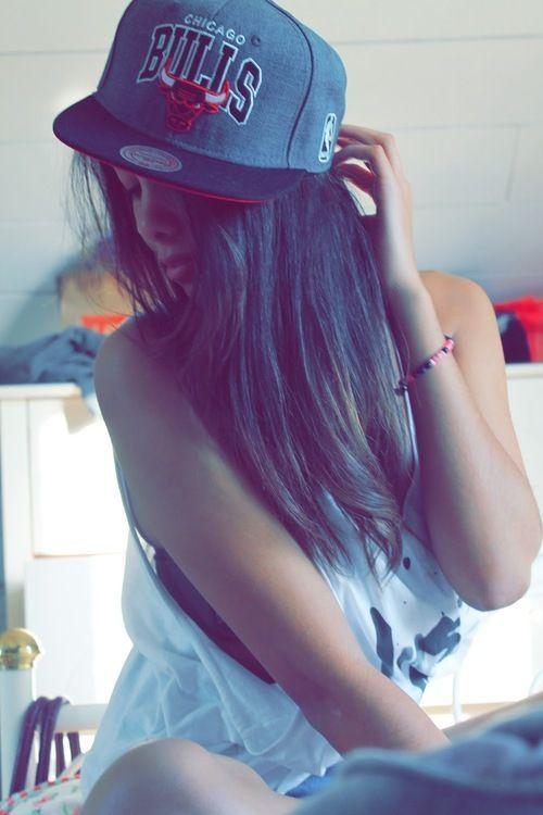 casquette femme jolie