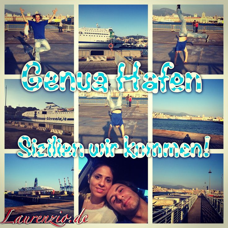 Genua Hafen, Sizilien wir kommen! Genoa Harbor, Sicily we are comming. Be on my next sicily Retreat next year. To be in my private Yogaretreat List drop me an Email under: info@laurenzio.de #yoga #yogaretreat #yogatravel #retreat #yogaholiday #yogainsicily #sicily #yogasicily #yogasizilien #sizilien #yogareise #yogaurlaub