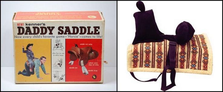La selle The Daddle, par Cashel