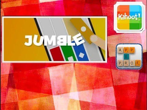 Jumble! Una nuova funzione per Kahoot! - YouTube