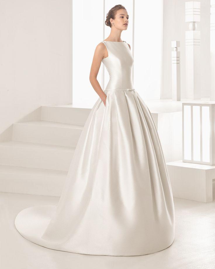 Nao - 2017 Bridal Collection. Rosa Clará.