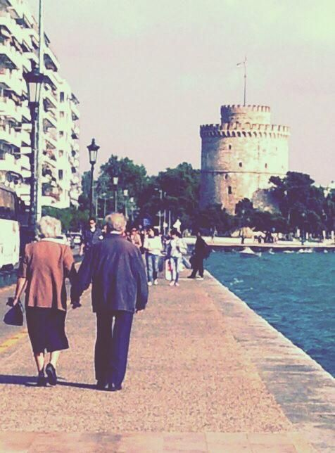 Old photo of Thessaloniki. www.thesstips.wordpress.com