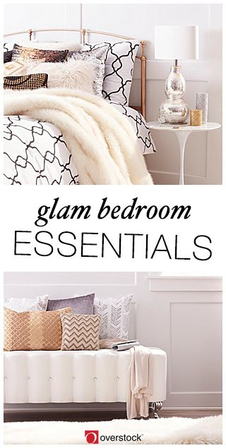 Dazzling glam decorating ideas for your home