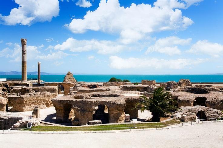 Karthago, Tunisia