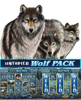 NEW!! Untamed Wolf Pack, play at www.royal-vegas-casino.com