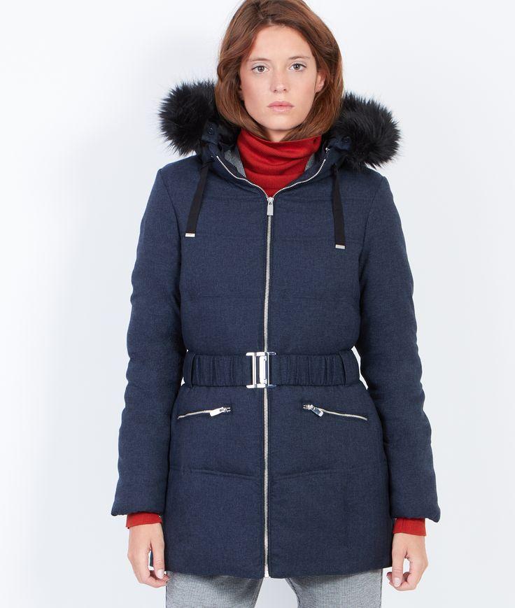Manteau style doudoune pour femme. Soldes d'hiver femme avec Etam à retrouver sur LE GRAND CATALOGUE