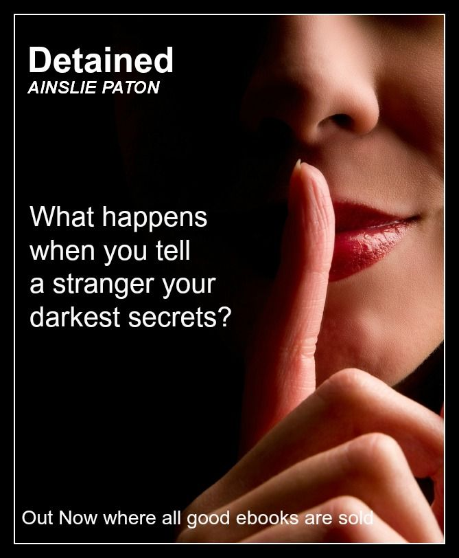 Detained: What happens when you tell a stranger your darkest secrets?