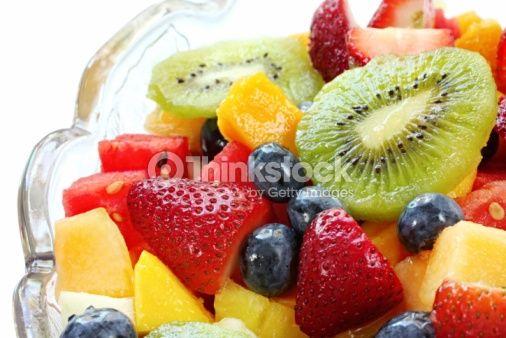 Stock Photo : Fruit Salad