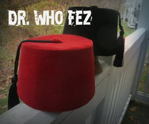 Want to know how to make the perfect Dr. Who Fez.With this tutorial, you can make a fez that is high quality and long lasting as well as very stylish....