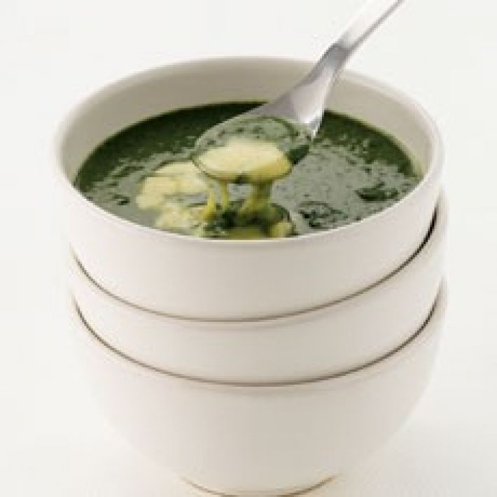 Spinach fontina soup 26220