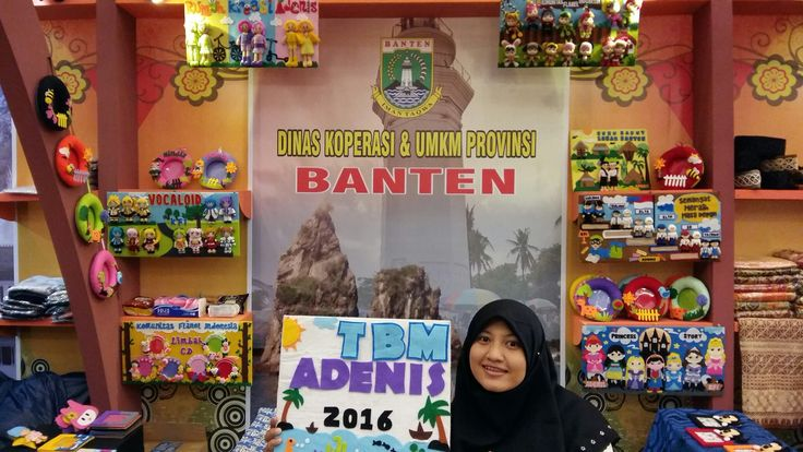 TBM ADENIS and Mrs. Putri