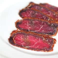My first Bastirma!  Try this Egyptian and middle eastern homemade cured meat, no special preservative ingredients required, I promise!