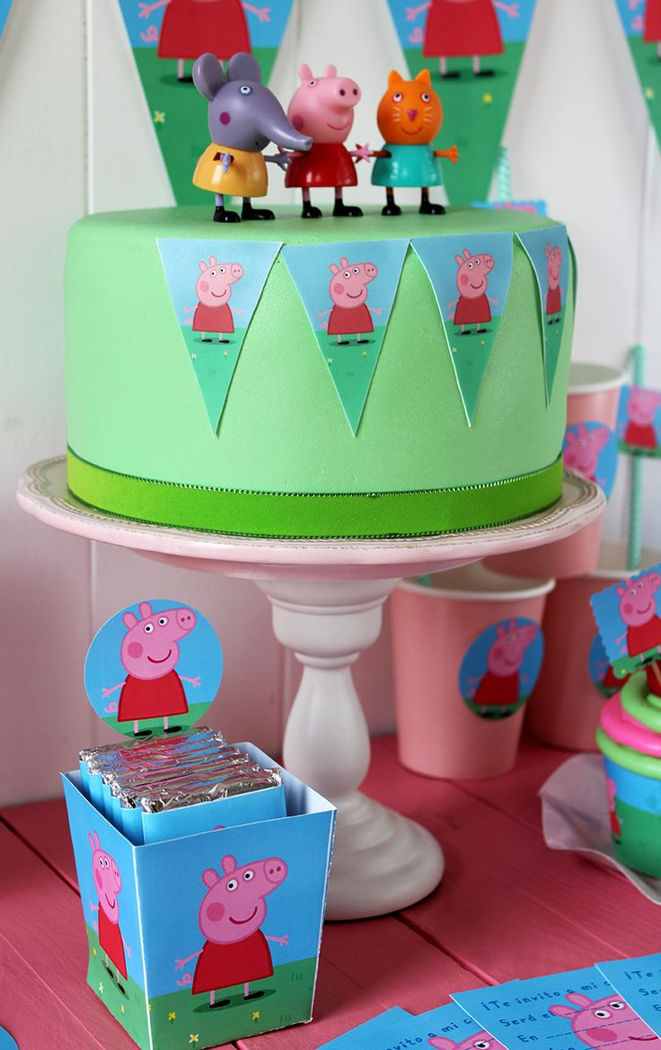 41 best peppa pig images on pinterest birthday party ideas pigs