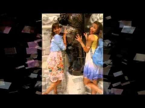 sol y belen happy birthday - YouTube