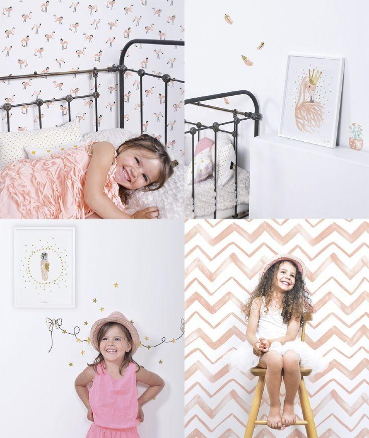 Lilipinso, designer Lucie Bellion, Flamingo - Think Pink