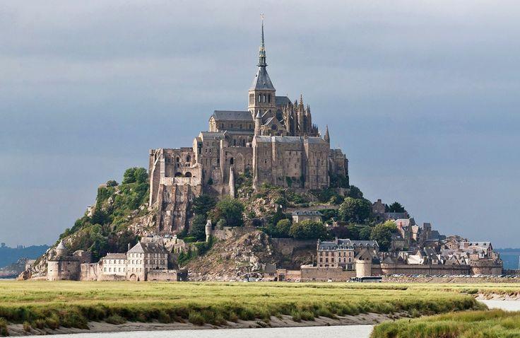 Mont Saint Michel Castle