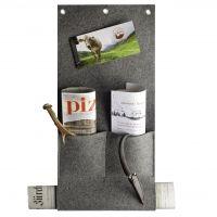 Zeitungshalter  Filz | alpenweit | Feinkost - Alpiner Lifestyle - Design