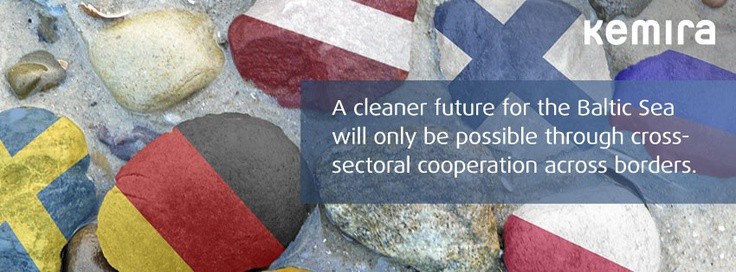 A cleaner future for the Baltic Sea will only be possible through cross-sectoral cooperation across borders.