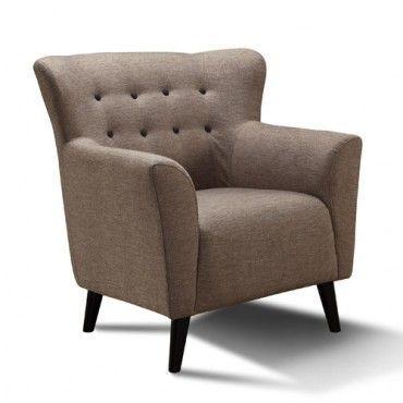 Lennon - Chair - Latte - Milan Direct