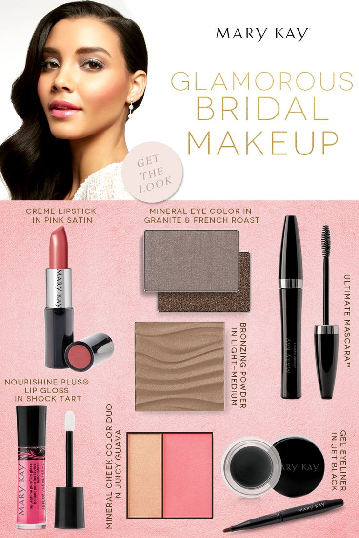 Go big on your big day with Mary Kay® Ultimate Mascara™! Apply two coats for extra va-voom volume!