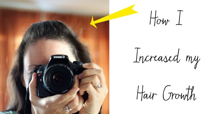 I increased my hair growth 100% by using these methods. Learn how to grow hair faster.