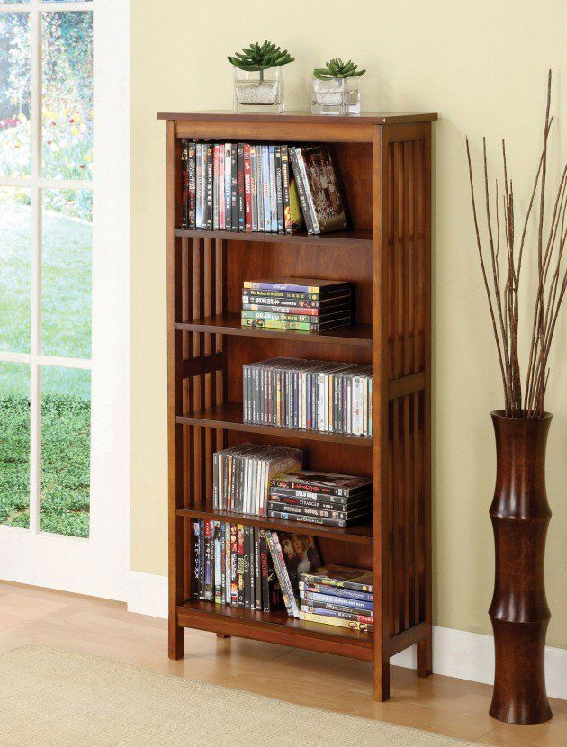 67 Creative Bookshelf Designs You Have Got To See Brown Furniture Living Room Bookcase Design Bookshelf Design