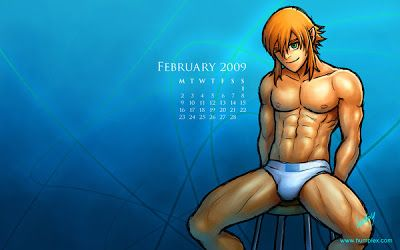 February 2009 Calendar Cyl by Humbuged