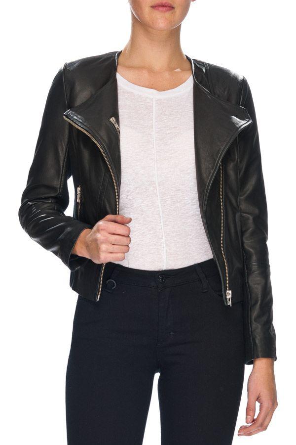 NEUW - Marais Leather Jacket
